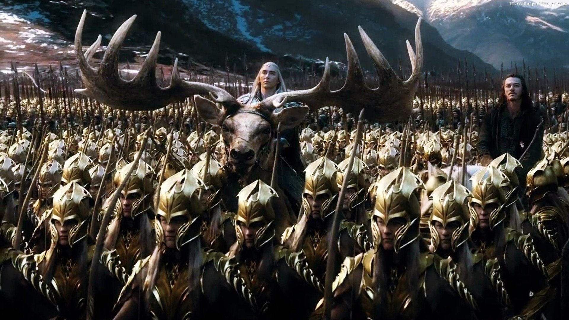 Lee-Pace-and-Luke-Evans-in-The-Hobbit-Battle-of-the-Five-Armies