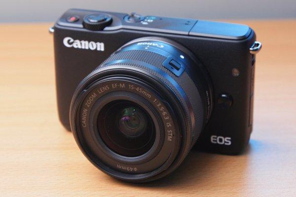 canon EOS M10 - 10