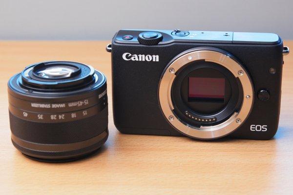 ▲撇除新鏡 HK$2480 ,機身只是HK$1000,是很平的 APS-C 相機