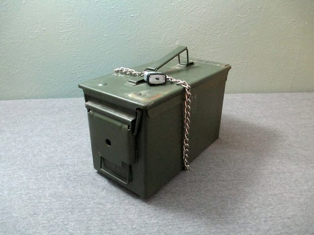 (女友準備的 Fallout 4 Ammo Box Gift Set)