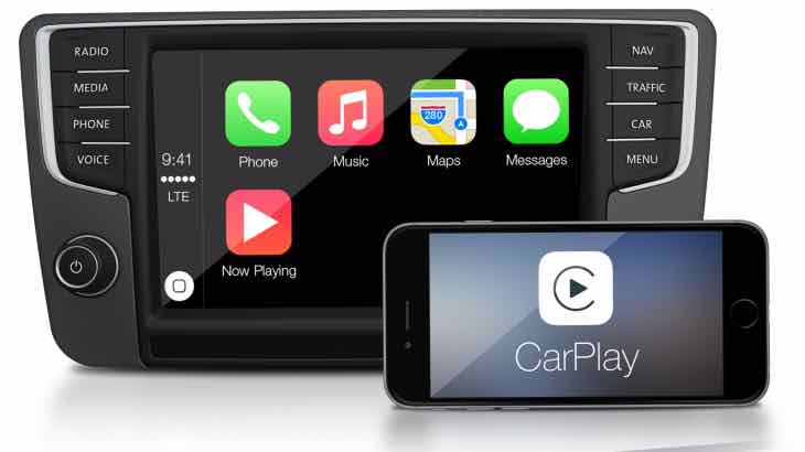 ces 2016 carplay apple new mobilelife. Black Bedroom Furniture Sets. Home Design Ideas