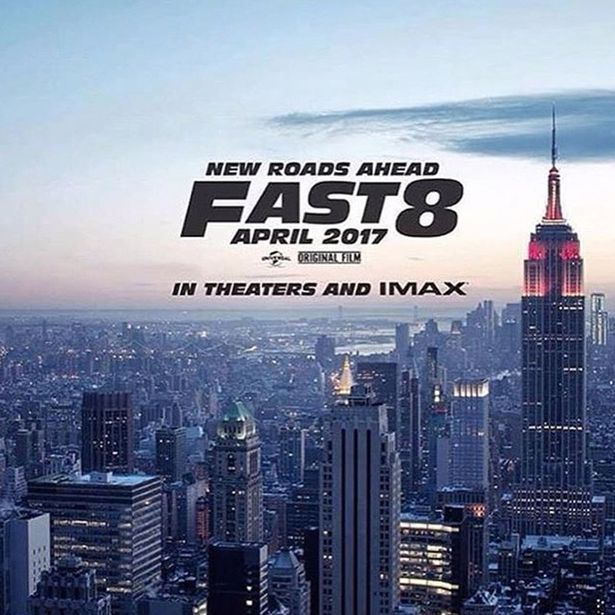 Vin-Diesel-Releases-First-Fast-8-Picture