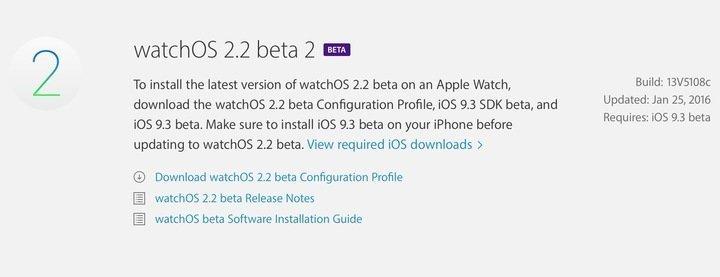 watchOS-2.2-beta-2