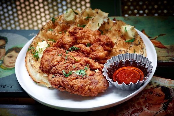 Juhu Beach Club - JBC Fried Chicken-n-Doswaffle
