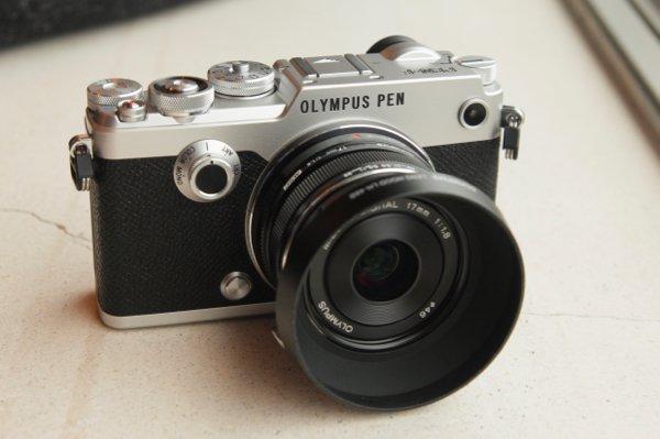OLYMPUS PEN-F - 5