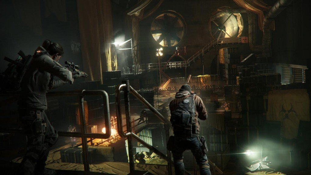 The Division Open Beta (2)