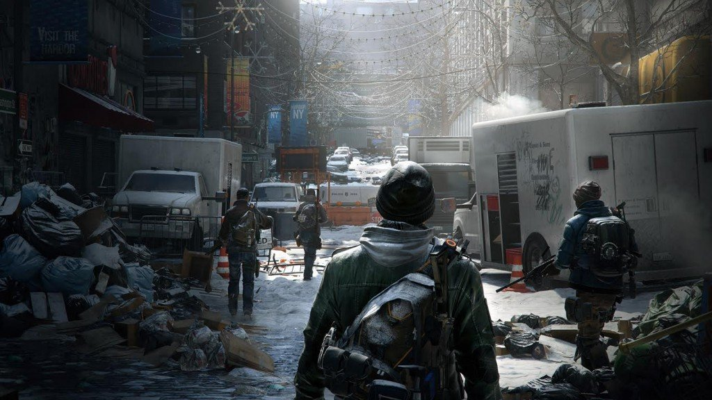 The Division Open Beta (4)