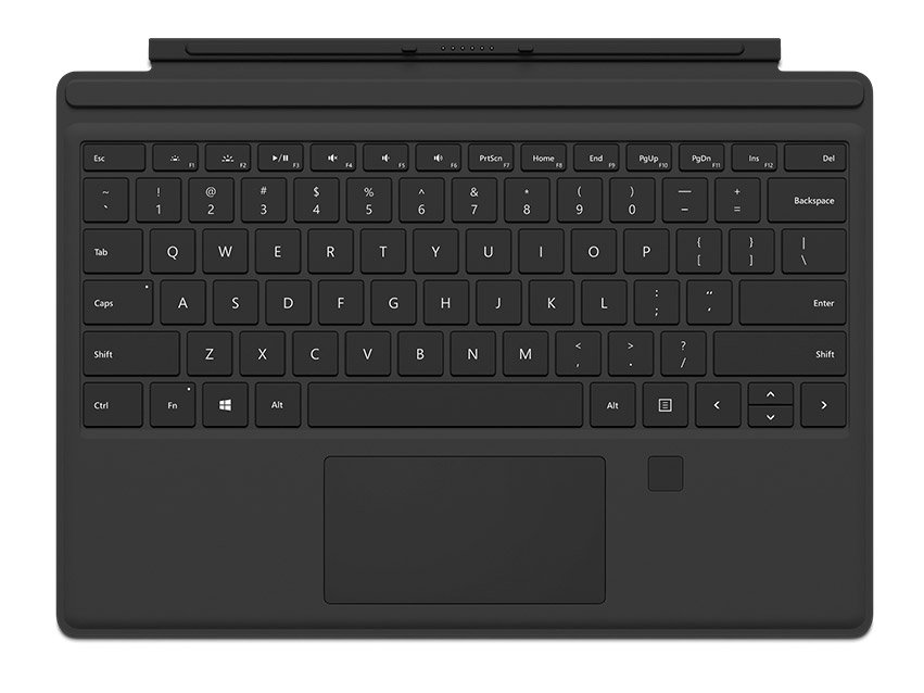 Surface Pro 4 Type Cover-1
