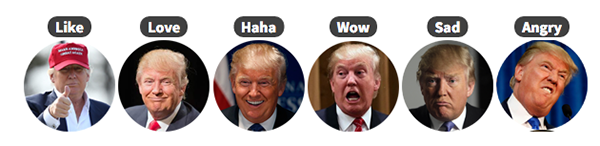 customized-facebook-reactions-with-donald-trump-and-pokemon_01