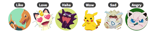 customized-facebook-reactions-with-donald-trump-and-pokemon_02