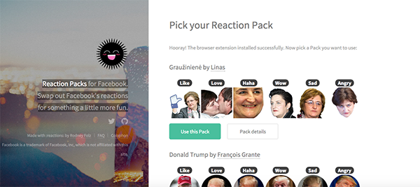 customized-facebook-reactions-with-donald-trump-and-pokemon_07