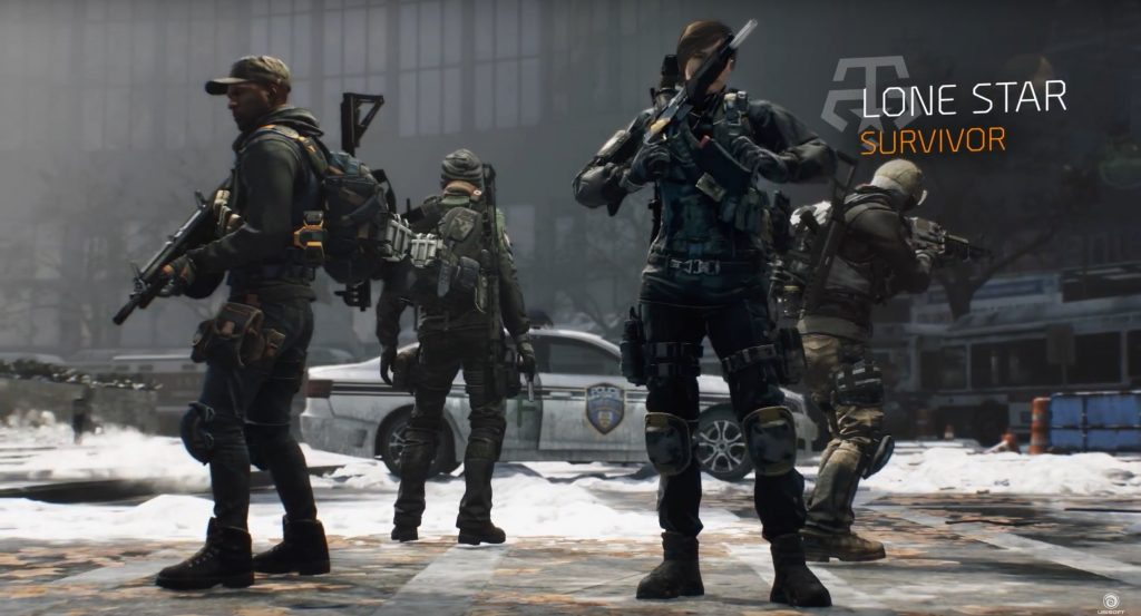 The Division Conflict 5