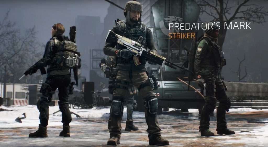 The Division Conflict 6