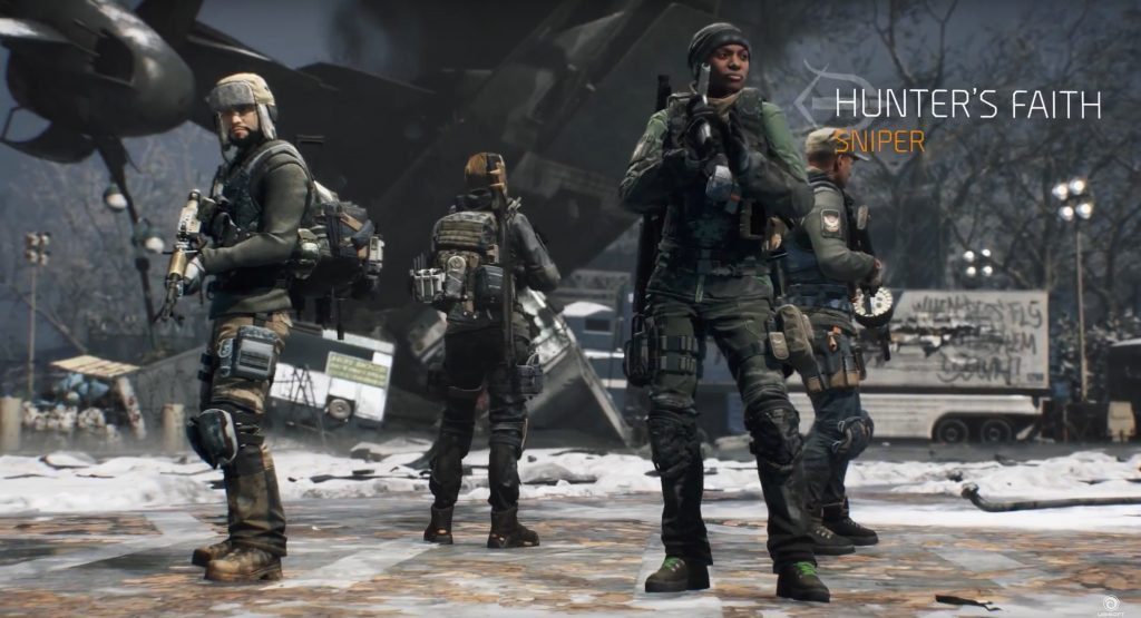 The Division Conflict 7