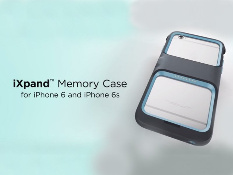 Sandisk_iXpand_memory