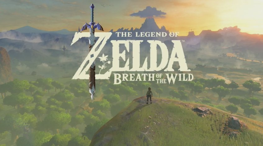 The Legend of Zelda Breath of the Wild (1)