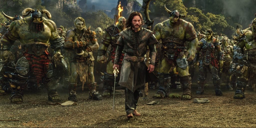 Warcraft-Movie-Anduin-and-Orcs