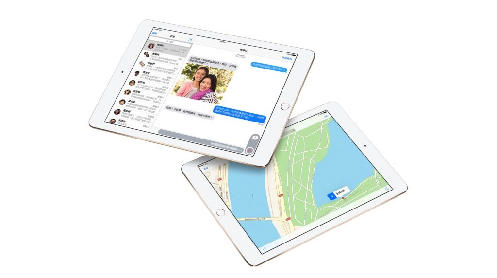 apple sim ipad