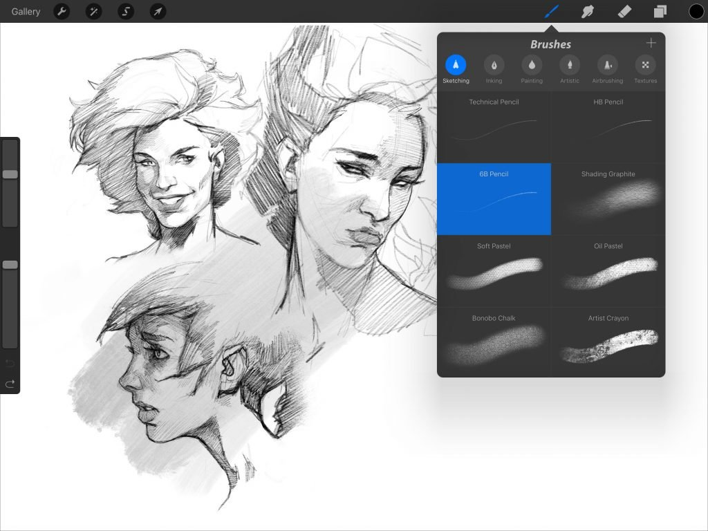 procreate-sketch