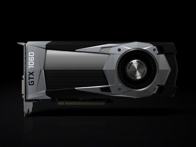 NVIDIA GeForce GTX 1060 3