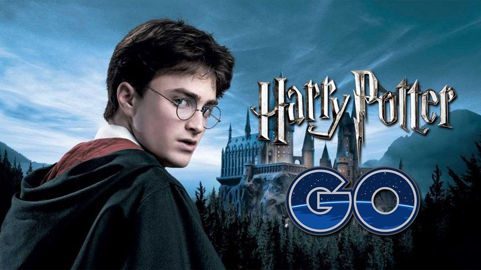 harry porter go
