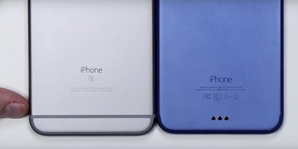 iPhone 7 vs iPhone 6s -4