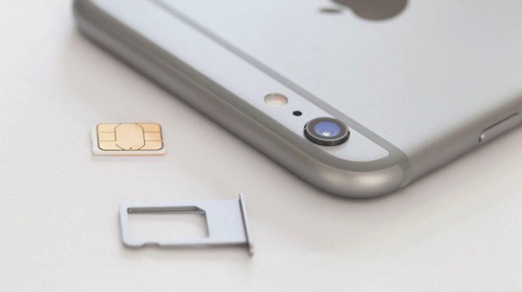 iphone 6 sim