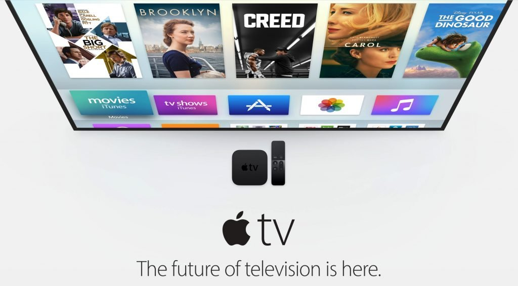 apple tv the future of television is here