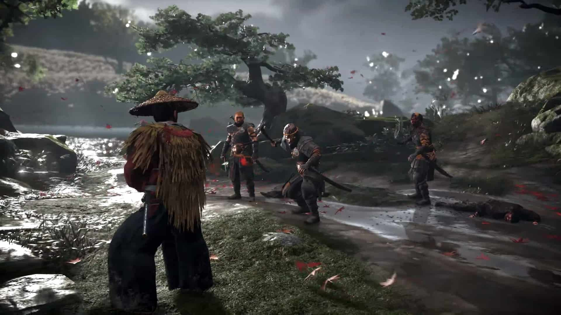 ghost of tsushima - photo #15
