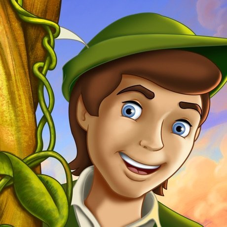 Jack and the Beanstalk Interactive Storybook