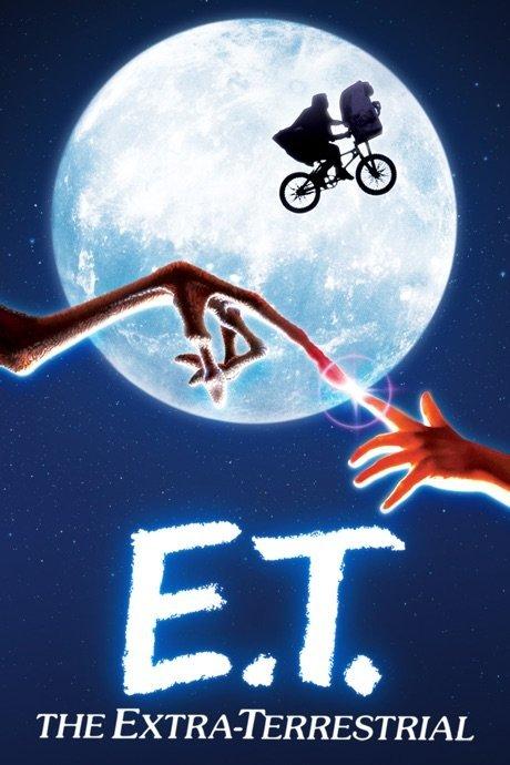 E.T.外星人 E.T.: The Extra-Terrestrial (多國語言版)